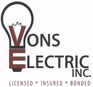 Vons Electric Inc_logo