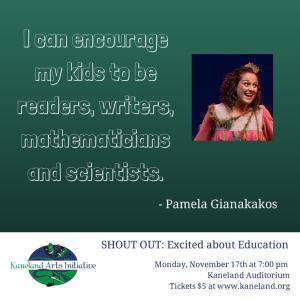 Pamela Gianakakos
