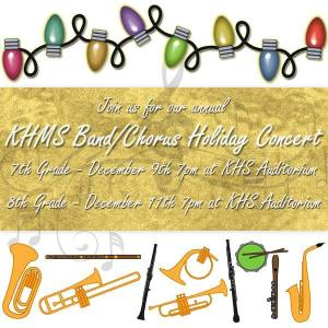 KHMS Holiday Concerts