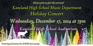 KHS Holiday Concert