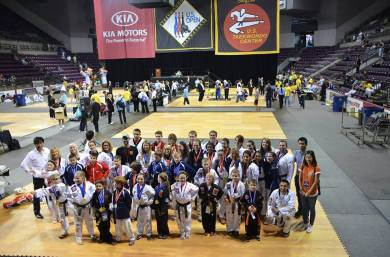 Bill Cho's TKD Colorado US Open