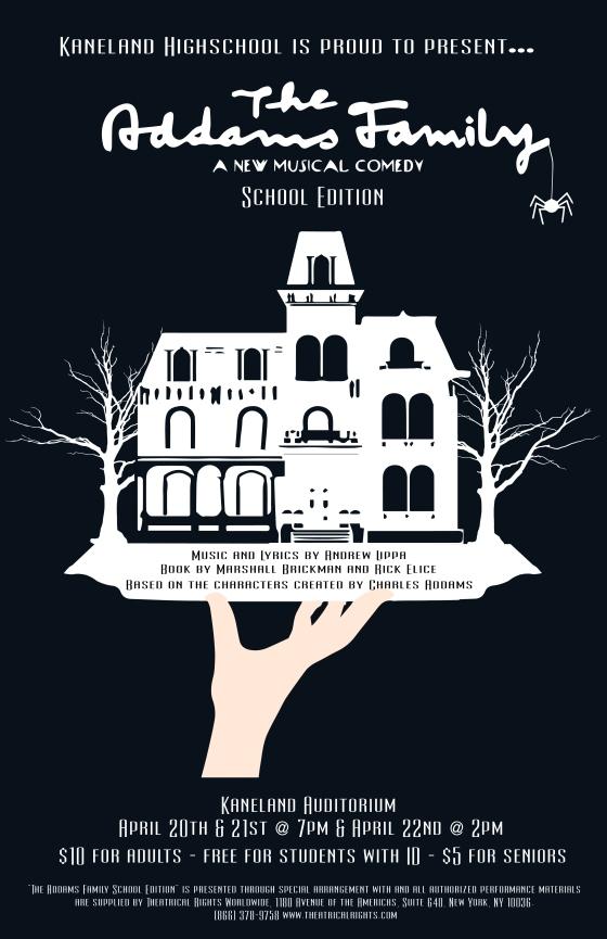 The Addams Family - Option 3