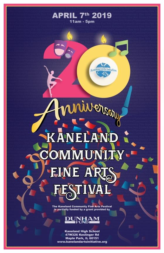 2019 Festival Poster